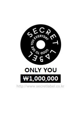 개인결제창 ( 1,000,000 )