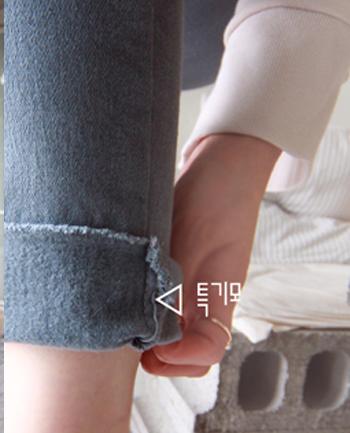 리턴투 기모밴드 팬츠[size:S,M,L,XL]